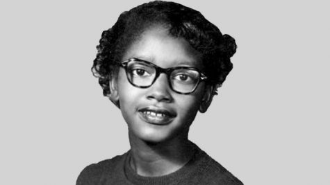 Claudette Colvin at age 13 in 1953, just two years before her act of resistance.