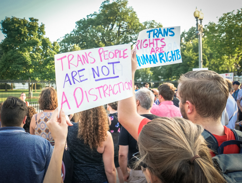 According to the HRC , 62% of people in the US support trans rights, which is an 37% increase from just 5 years ago. Still, trans people face the same prejudices as before and often get mistreated or labeled negatively by a society that doesn't understand nor see space for them.
