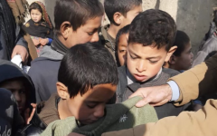 Last year, Spartans for War Victims ran a winter clothing drive for internally displaced individuals in Afghanistan. Now, the number of displaced Afghans within the country as well as fleeing refugees has substantially increased.