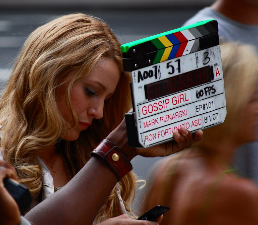 """Blake Lively, or Serena Van Der Woodsen in """"Gossip Girl"""", who might make a cameo at the second half of the season along with her other castmates. None of them, however, will be having permanent roles."""